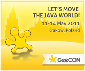 tinyPM sponsors GeeCON 2011 - Java Conference in Krakow